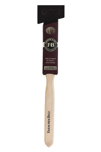 "1"" Farrow & Ball Angled Brush"