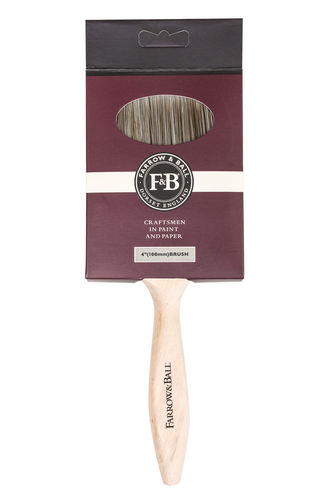"4"" Farrow & Ball Paint Brush"
