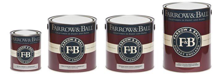 Farrow & Ball - Beste Farben online shoppen